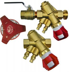 B Amp G Bell Amp Gossett Ultraset Adjustable Automatic Balance