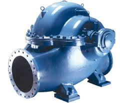PACO Grundfos Type KPH Double Suction Pumps