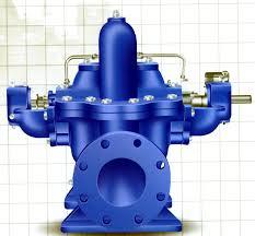 Peerless Type A Horizontal Split Case Pump