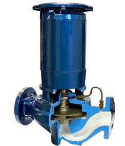 Peerless Type PV Inline Pumps