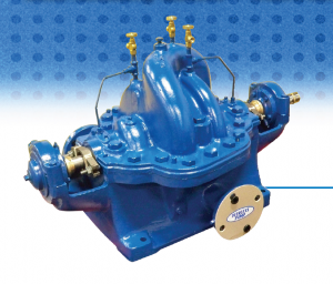 Peerless Type TU & TUT Multi-Stage Horizontal Split Case Pump Curves