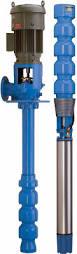 Peerless Type VTM & VTP Vertical Turbine Pump